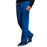 Cherokee Luxe 1022 Scrubs Pants Men's Fly Front Drawstring Royal