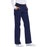 Cherokee Flexibles 1031 Scrubs Pants Women's Mid Rise Knit Waist Pull-On Navy 3XL