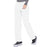 Cherokee Infinity 1123A Scrubs Pants Women's Low Rise Straight Leg Drawstring White
