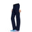 Cherokee Infinity 1124A Scrubs Pants Women's Low Rise Slim Pull-On Navy