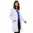 "Cherokee Workwear Professionals 1346 Lab Coat Unisex 40"" White 3XL"