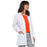 "Cherokee Workwear Professionals 1362 Lab Coat Women's 32"" White L"