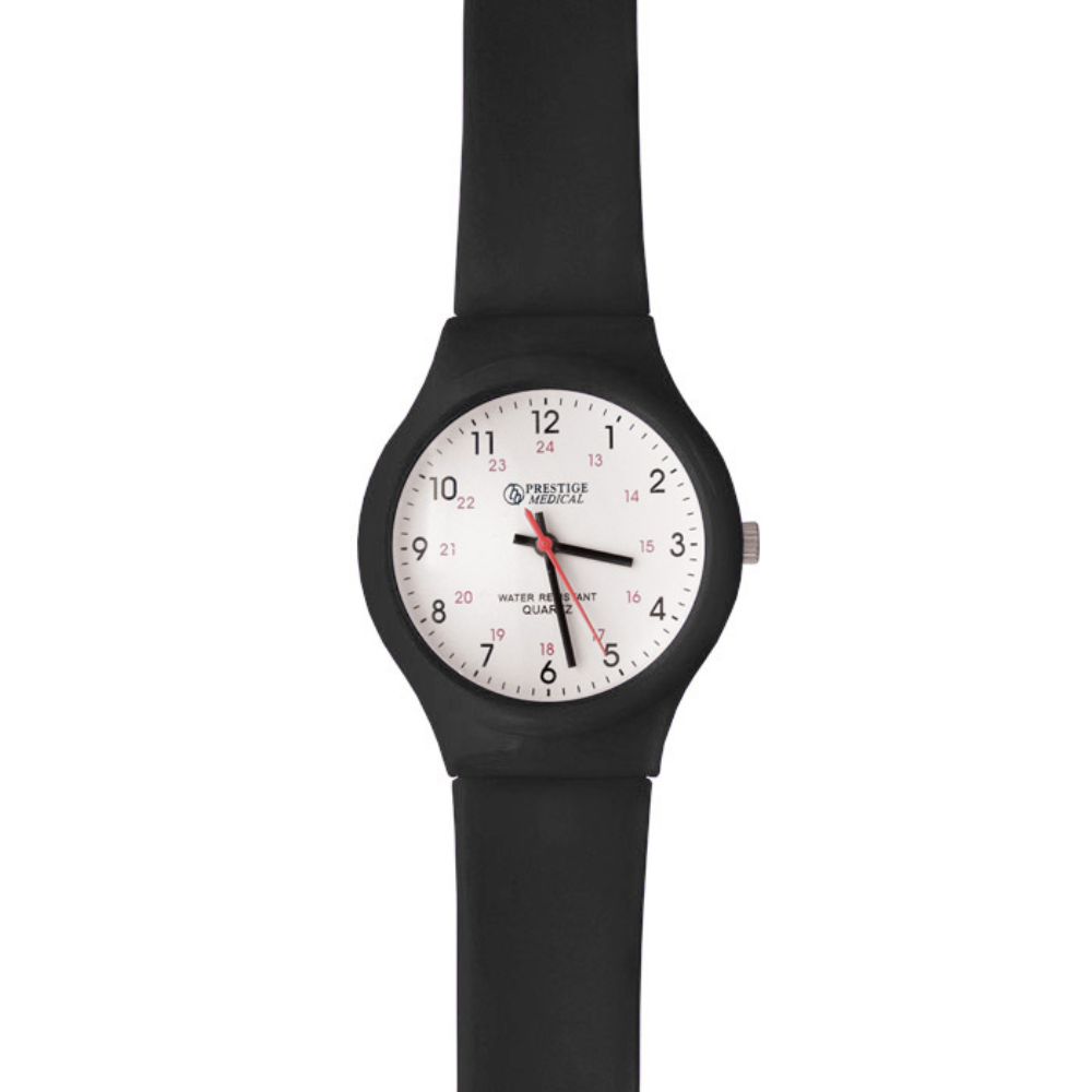 Prestige Student Scrub Watch Black