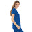 Cherokee Luxe 21701 Scrubs Top Women's Empire Waist Mock Wrap Royal M