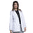 "Cherokee Fashion White Lab Coat 2316 Lab Coat Women's 30"" White M"