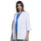 "Cherokee Workwear Professionals 2330 Lab Coat Women's 29"" 3/4 Sleeve White"