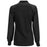 Cherokee Infinity 2391A Scrubs Jacket Women's Zip Front Warm-Up Black 3XL