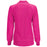 Cherokee Infinity 2391A Scrubs Jacket Women's Zip Front Warm-Up Carmine Pink 3XL