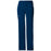 Cherokee Workwear Core Stretch 24001 Scrubs Pants Women's Low Rise Drawstring Cargo Navy