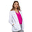 "Cherokee Workwear Professionals 348 Lab Coat Women's 30"" White 16"