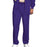 Cherokee Workwear 4000 Scrubs Pants Men's Drawstring Cargo Grape