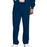 Cherokee Workwear 4000 Scrubs Pants Men's Drawstring Cargo Navy
