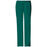 Cherokee Workwear Core Stretch 4044 Scrubs Pants Women's Mid Rise Drawstring Cargo Hunter Green