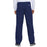 Cherokee Workwear 4100 Scrubs Pants Unisex Drawstring Cargo Navy 3XL