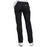 Cherokee Workwear Core Stretch 4203 Scrubs Pants Women's Mid Rise Straight Leg Drawstring Black 3XL