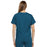 Cherokee Workwear 4700 Scrubs Top Women's V-Neck Caribbean Blue 3XL