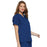 Cherokee Workwear 4700 Scrubs Top Women's V-Neck Galaxy Blue 5XL