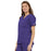 Cherokee Workwear 4700 Scrubs Top Women's V-Neck Grape 4XL