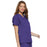 Cherokee Workwear 4700 Scrubs Top Women's V-Neck Grape 5XL