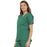 Cherokee Workwear 4700 Scrubs Top Women's V-Neck Surgical Green 4XL