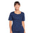 Cherokee Workwear 4746 Scrubs Top Women's V-Neck Navy