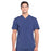 Cherokee Infinity CK910A Scrubs Top Men's V-Neck Navy