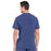 Cherokee Infinity CK910A Scrubs Top Men's V-Neck Navy 3XL