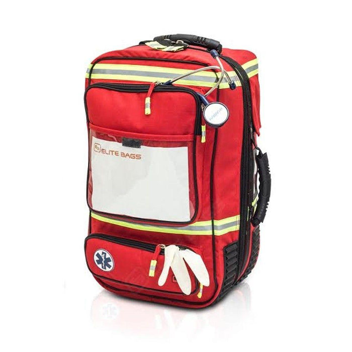 Elite Bags EMERAIR'S Emergencies Respiratory Bag Red Polyamide