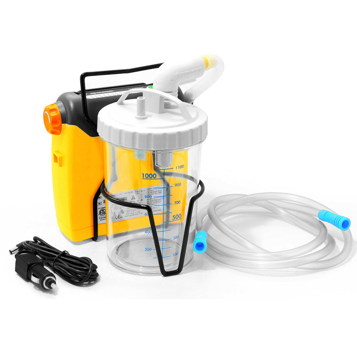 Spencer Jet Wire Suction 1000ml Reusable Canister