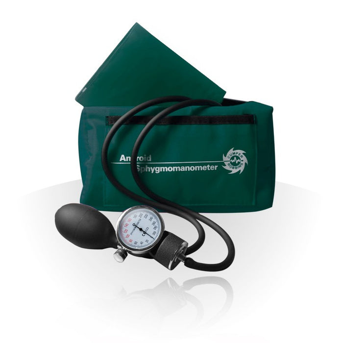 Aneriod Sphygmomanometer Black