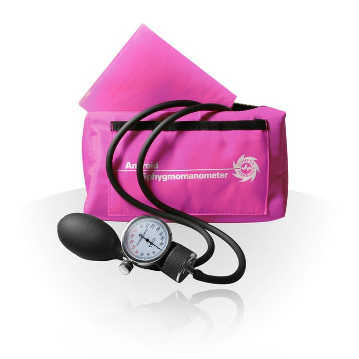 Aneriod Sphygmomanometer Blue