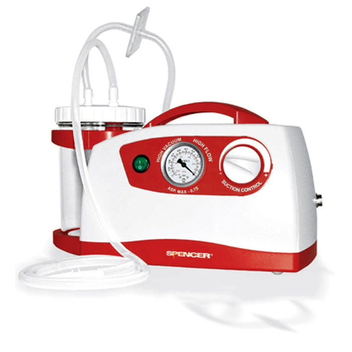 Spencer Blanco Portable Suction Device