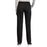 Cherokee Workwear Revolution WW105 Scrubs Pants Women's Mid Rise Tapered Leg Drawstring Black 3XL