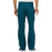 Cherokee Workwear Revolution WW140 Scrubs Pants Men's Fly Front Caribbean Blue 3XL