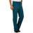 Cherokee Workwear Revolution WW140 Scrubs Pants Men's Fly Front Caribbean Blue 4XL
