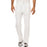 Cherokee Workwear Revolution WW140 Scrubs Pants Men's Fly Front White