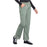 Cherokee Workwear Professionals WW170 Scrubs Pants Women's Mid Rise Straight Leg Pull-on Cargo Olive 5XL