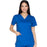 Cherokee Core Stretch WW630 Scrubs Top Women's V-Neck Royal