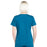 Cherokee Workwear Professionals WW665 Scrubs Top Women's V-Neck Caribbean Blue 3XL