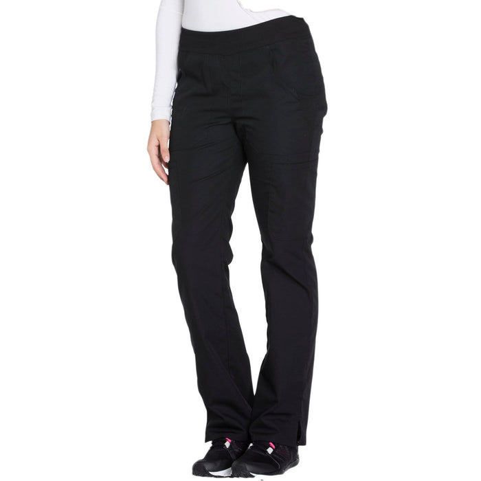 Cherokee Pant Cherokee Workwear WW210 Scrubs Pant Women Black