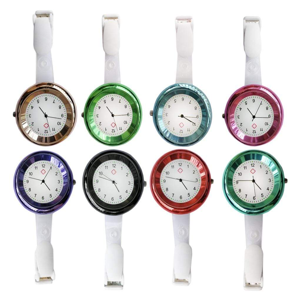 Medshop Watches Clip Nursing FOB Watch