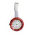 Medshop Watches Red Clip Nursing FOB Watch