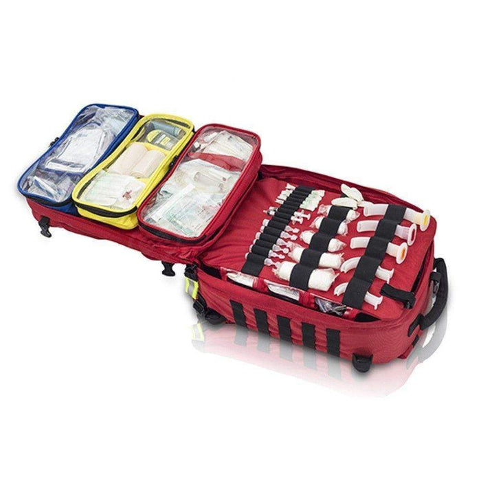 Elite Bags First Aid and Emergency Bags Elite Bags PARAMED'S Rescue Tactical Bag Red EB02.017