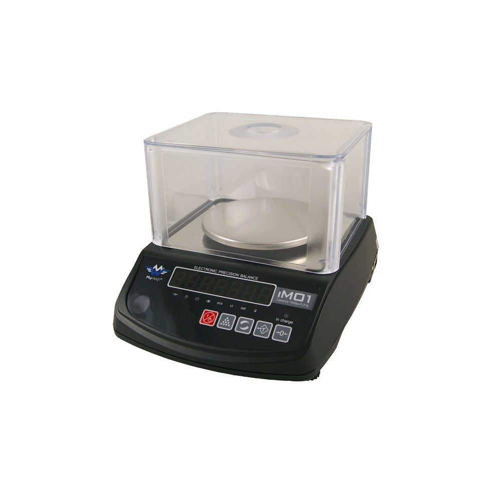 MyWeigh iBalance iM01 Dual Display Precision Scale with Adaptor