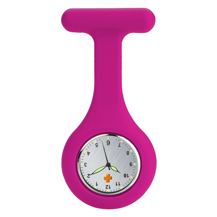 Silicone Nursing FOB Watch Yellow
