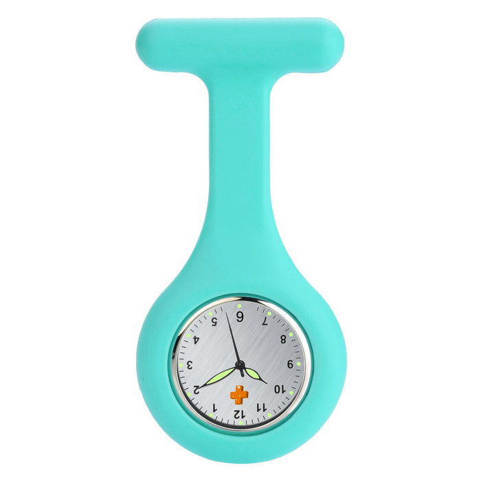 Silicone Nursing FOB Watch Dark Grey