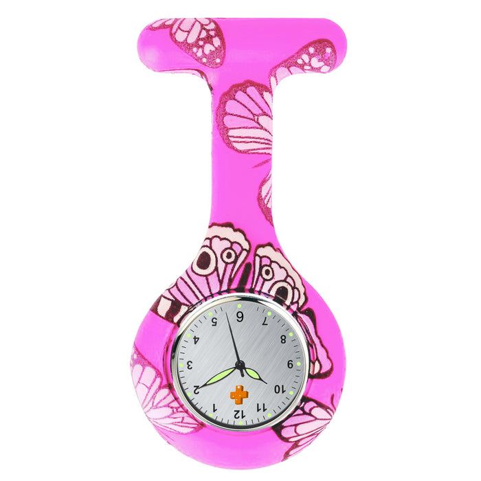 Silicone Nursing FOB Watch Tropical