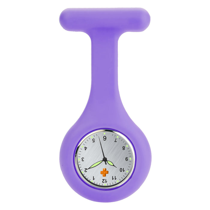 Silicone Nursing FOB Watch Flowers
