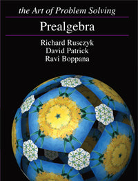 AoPS Prealgebra Text and Solution Set