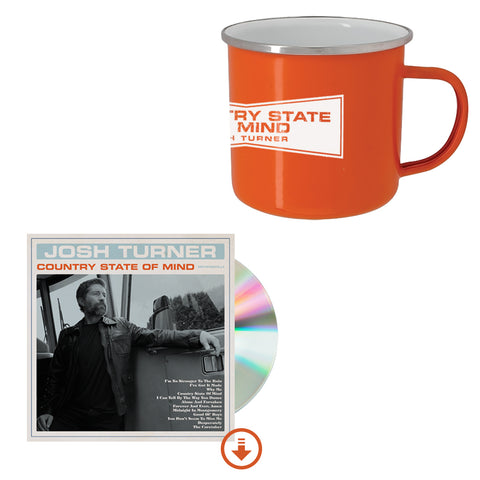 Country State Of Mind Signed CD + Mug + Digital Album